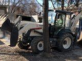 Servicii buldoexcavator, excavator (экскаватор), Bobcat, demolari, basculanta-manipulator