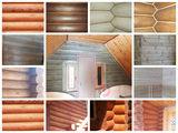 Обработка древесины антисептиком (защита от насекомых, плесени, гниения, мхов). Огнезащита!