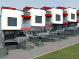 Stăuceni!! Town House cu 2 nivele, 85000 €