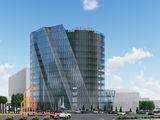 """Bussines centru """"Infinity Tower"""", ofera spre vinzare spatii comerciale & oficii in Centrul orasului!"""