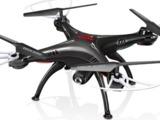 Квадрокоптер Syma X 5 C, дрон с камерой