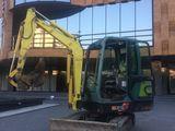 Oferim servicii cu mini-excavator
