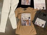 Blugi și tricouri la preț special!