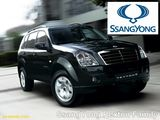 Ssang  Yong   Автозапчасти