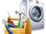 Качественный ремонт стиральных машин всех марок,  Бельцы . Карантинные меры соблюдаются.
