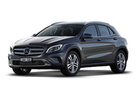 Mercedes Benz GLA 180