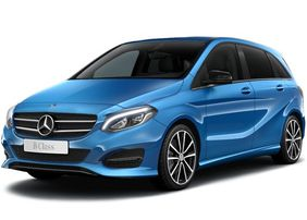 Mercedes Benz B Класс 180 BlueEFFICIENCY