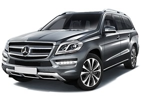 Mercedes Benz GL Класс 350 BlueTEC 4MATIC