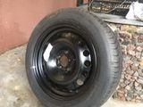 anvelopa cu disc de metal opel astra h 205/55R16 Michelin