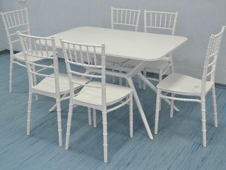Крепкий стул для ресторанов баров и кафе.  380 лей.  Изготовлен из очень прочной пластмассы.