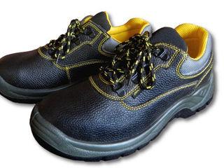Рабочие туфли BPS1P с металлическим носком и стелькой