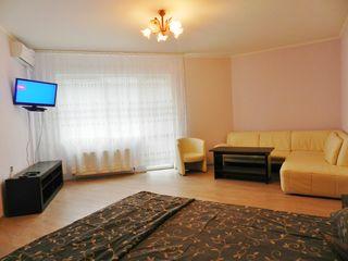 Апартамент на Лев Толстой 24/1 - сутки 600 лей.