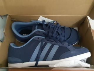 Adidas Caflaire Nubuck Trainers
