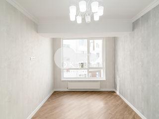 Apartament 1 cameră+living, bloc nou, Buiucani, 46900 €