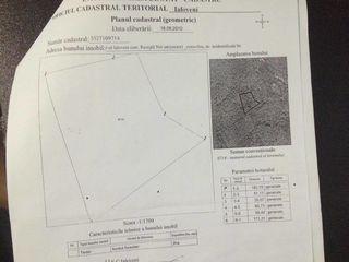 Se vind 2 hectare de teren (padure) in Ialoveni