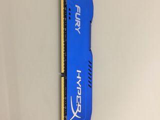 Vand RAM HyperX 8GB 1600MHz DDR3