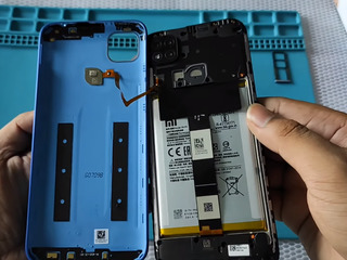 Xiaomi RedMi 9C, Nu se încărcă? Vino să înlocuim conectorul!