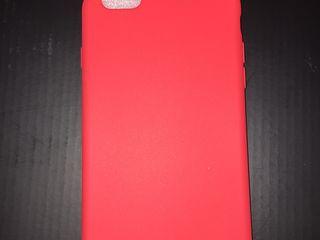 Чехлы    iPhone 6 plus и  iPhone X ( красные, новые)
