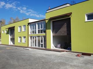 Complexul industrial  1200 m.p. la intersecția  șos/ Hancești și Centurei Chișinău