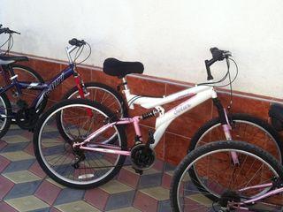 Bicicleta din Germany roti la 26 ,24-20 Recent adusa este in stare noua  80€ bucata