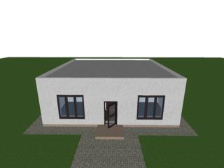 Продам 4 дома построенные по системе пасивного дома площадью 92 м2 каждый с участком 3 сотки!