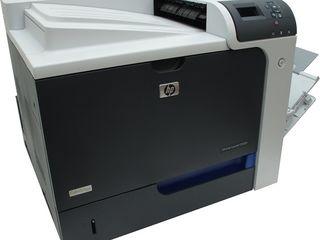 REAL PRINT SRL . Цветной лазерный принтер Hewlett Packard LJ CP4525DN,  новый – от 583 евро !