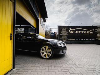 Полировка и нанокерамика кузова авто от g-style.md 10 лет опыта работ,доверяйте профессионалам!