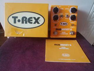 T-Rex dual distortion