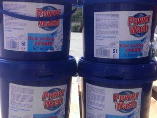 Паста-скраб Power Wash 5kg для рук