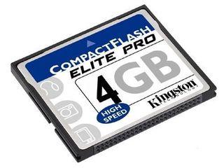 CF карты CompactFlash