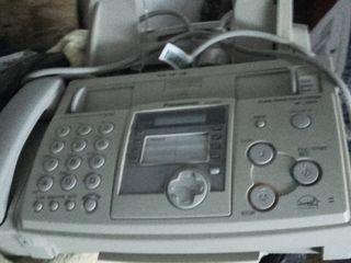 Panasonic Факс Копировальный.  Обычная бумага 4ppm Caller ID Телефон Kx-fhd331