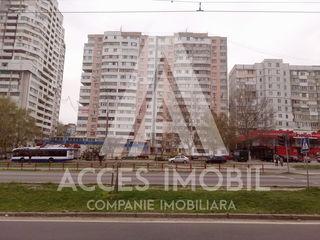 Botanica, bd. Dacia, 4 odăi, 103 m2, et. 6/17, Zonă de parc!