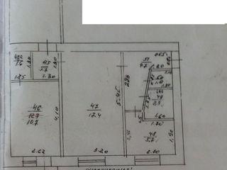 Срочно продам уютную 3-х комн квартиру с мебелью и бытовой техникой в Григориопольском районе