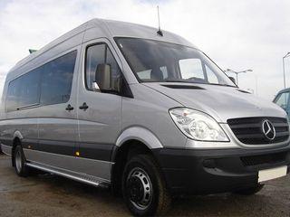 Microbus germania-moldova-germania: transport la adresa in orice oras, ajutor si consiliere la drum