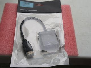 Универсальный   переходник   кабель          Hdmi      На     VGA - Новый