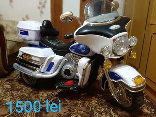 Motocicleta electrica.