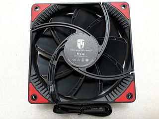 Новые корпусные вентиляторы 120мм