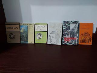 Vând cărți