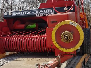 Deutz fahr 400 2005an de fabricatie