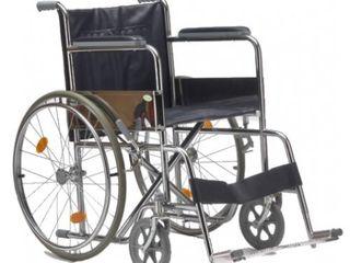 Коляска  инвалидная складная,стул -туалет, ходунки ,ведро-туалет, кровати ,трости,роллаторы и прочее