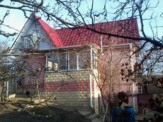 Капитальный дом зимнего типа в дачном кооперативе Сынжеры