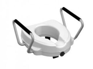 Inaltator WC cu manere Насадка,сиденье с ручками на унитаз.