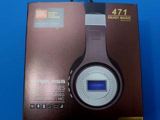 Bluetooth наушники microSD FM MP3 47