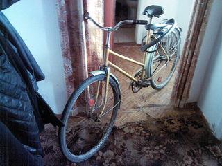 Продается cоветский велосипед!