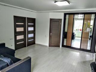 Buiucani /Durlesti - apartament cu 2 dormitoare + sufragerie cu bucatarie + euro-reparat
