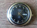 Часы Ракета СССР механика с календарем противоударные работают точно в отличном состоянии.