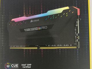 Corsair RGB 2400-3600Mhz ,Adata XPG Z1/D41,Crucial Ballistix 16GB/32GB,G.Skill 16GB Новые - 1300 Лей