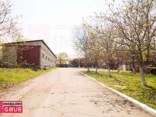 Se vinde   spaţii de producere , depozite în r. Anenii Noi, s. Bulboaca.