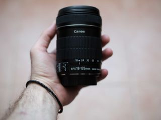 Canon 18-135mm 3.5-5.6 Stabilizator