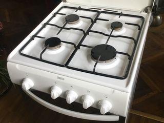 Газ плита Zanussi